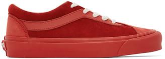 Vans Red Bold Ni LX Sneakers