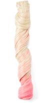 Hairdo. by Jessica Simpson & Ken Paves Swedish Blonde & Pink Wavy Ponytail Hair Extension