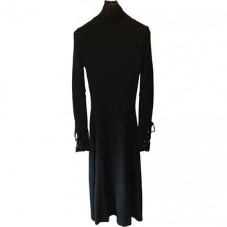 Maje Fall Winter 2019 Black Cotton - elasthane Dresses