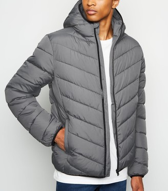 New Look Long Sleeve Puffer Jacket