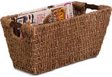 Honey-Can-Do Medium Seagrass Basket with Handles