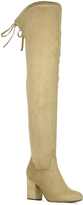 Refresh Taupe Jasmin Over-the-Knee Boot