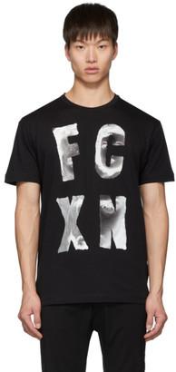 Faith Connexion Black FCXN T-Shirt