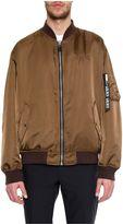 Golden Goose Deluxe Brand Oversized Bomber Jacket