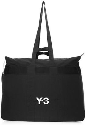 Y-3 Logo Weekender Tote