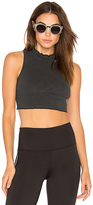 Free People Courage Tank in Black. - size L (also in M,S,XS)