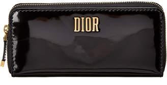Christian Dior Dio(R)Evolution Patent Zip-Around Wallet