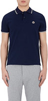 Moncler Men's Cotton Piqué Polo Shirt