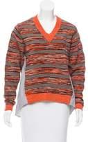 Thakoon Layered Wool Sweater