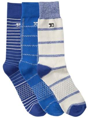 Joe's Jeans Crew Socks - Pack of 3