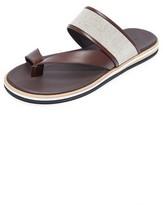 WANT Les Essentiels Mateos Toe Strap Sandals