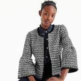 J.Crew Lady jacket in sequin tweed