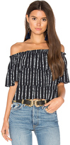 Eight Sixty Road Less Traveled Top in Black