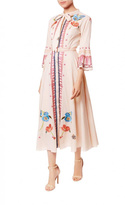Temperley London Neck Tie Dress