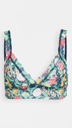 Hanky Panky Tropical Delight Crossover Bralette