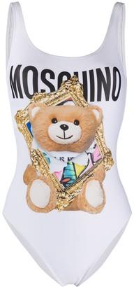 Moschino Teddy Bear Frame swimsuit