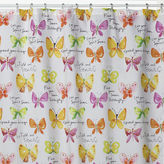 Creative Bath Creative BathTM Flutterby Shower Curtain