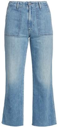 Joe's Jeans The Blake Utility Cropped Jeans