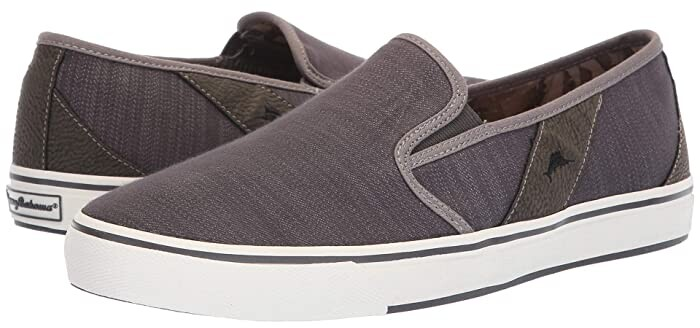 Tommy Bahama Gray Men's Casual Shoes
