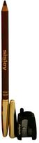 Sisley Phyto Levres Perfect Lip Liner With Lip Brush & Sharpener - Burgundy