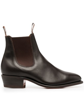 R.M. Williams Low-Heel Ankle Boots