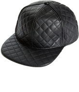 Fashion to Figure Quilted Baseball Hat