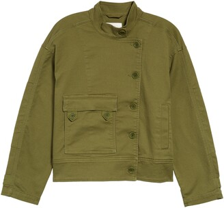 Madewell Felton Military Jacket
