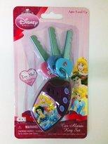 Disney Car Alarm Key Set Princess