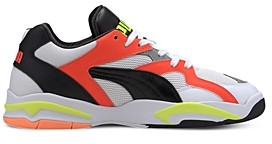 Puma Men's Performer Retro Lace Up Sneakers