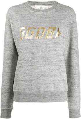 Golden Goose Aiako logo-print sweatshirt