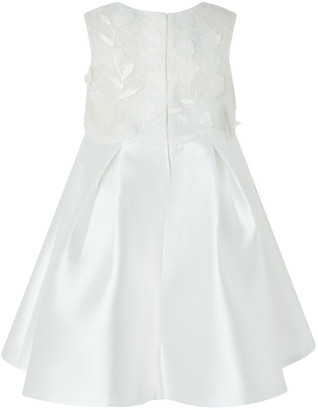 Under Armour Baby Anika Sparkle Occasion Dress Ivory