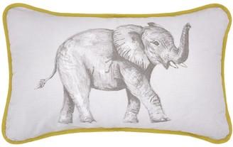 Sam Faiers Little Knightleys Sam Faiers Elephant Print Cushion