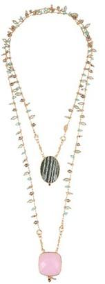Gas Bijoux Scapulaire necklace