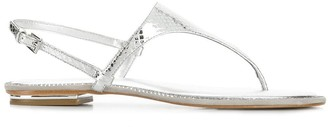 MICHAEL Michael Kors T-Bar Sandals