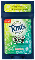 Tom's of Maine Wicked Cool Boys' Deodorant Freestyle