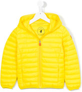 Save The Duck Kids - zipped padded coat - kids - Nylon/Polyester - 8 yrs