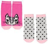 Gymboree Cat & Dot Socks