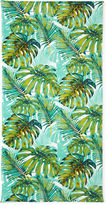 OUTDOOR OASIS Outdoor Oasis Tropical Palm 30x60 Printed Beach Towel