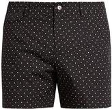 Dolce & Gabbana Polka-dot print swim shorts