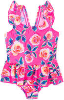 Betsey Johnson Girls' One-Piece Swimsuit