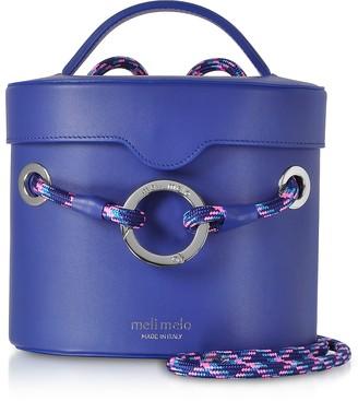 Meli-Melo Majorelle Blue Nancy Shoulder Bag