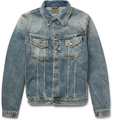 Nudie Jeans - Billy Washed Organic Denim Jacket