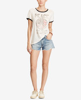 Denim & Supply Ralph Lauren Graphic-Print Cotton T-Shirt