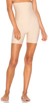 Yummie by Heather Thomson Hidden Curves High Waist Thigh Shaper in Beige. - size L (also in M,S,XS)