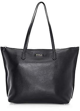 Furla Women's Large Luce Leather Tote