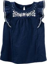 Osh Kosh Oshkosh Short Sleeve T-Shirt-Preschool Girls
