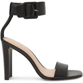 BCBGeneration Winoni Leather Heeled Sandals