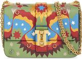 Valentino Enchanted wonderland b-rockstud leather micro bag