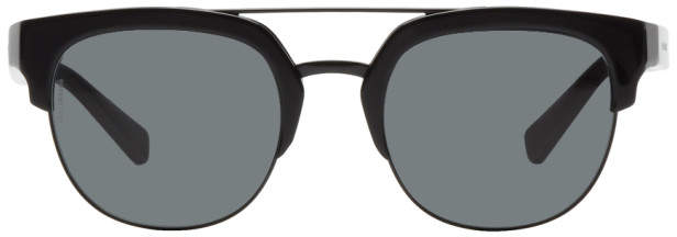 Dolce & Gabbana Black Swing Sunglasses
