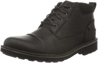 Clarks Men's Lawes Top Ankle Boots